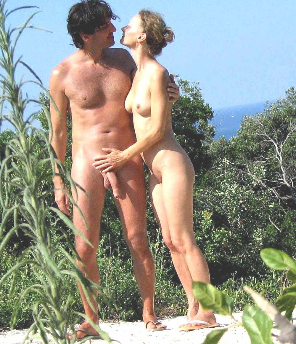 naked women grabbing penis